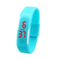 Cix Dijital Unisex Kol Saati Açık Mavi
