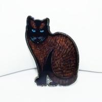 Cadının Dükkanı Kedi Rozet