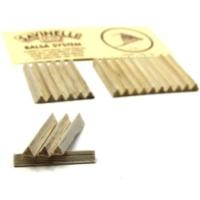 Savinelli Balsa Pipo Filtresi (6 mm Natürel Ahşap)