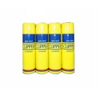 Clipper Çakmak Gazı 4 Lü 250 Ml