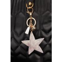 Morvizyon Yıldız Figürlü Parlak Taşlı Anahtarlık An137