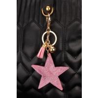 Morvizyon Yıldız Figürlü Parlak Taşlı Anahtarlık An141