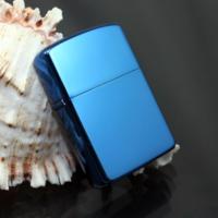 Zorro Sapphire Blue, Zippo Çakmak Benzini Hediyeli dc41