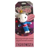 Voodoo Fashionista Anahtarlık 069