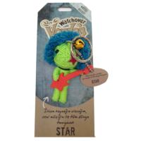 Voodoo Star Anahtarlık 081