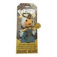 Voodoo Breva Heart Anahtarlık 111