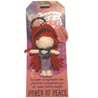Voodoo Power Of Peace Anahtarlık 112