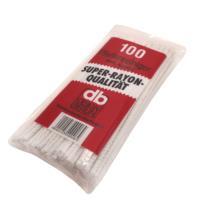 DB Design Berlin 100 Adet Pipo Temizleme Fırçası pt31