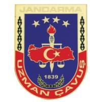 Anı Yüzük Jandarma Uzman Çavuş Rozeti