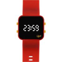 Upwatch Led Gold/Kırmızı Unisex Kol Saati