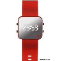 Upwatch Led/Kırmızı Unisex Kol Saati