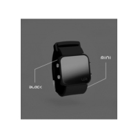 Upwatch Mını Siyah Unisex Kol Saati