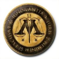 Pyramid International Rozet Harry Potter Ministry Of Magic