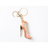 Madame Coco Topuklu Ayakkabı Figür Anahtarlık