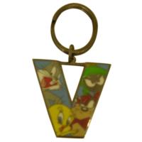 Warner Bross Anahtarlık V Harfi