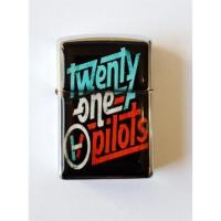 Köstebek Twenty One Pilots Yazı Çakmak