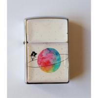 Köstebek Satürn Üzerinde Yürüyen Kız Çakmak