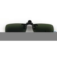 Soleo Clip-On Medium Green Unisex Güneş Gözlüğü