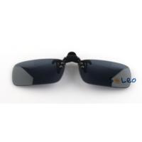 Soleo Clip-On Medium Gray Unisex Güneş Gözlüğü