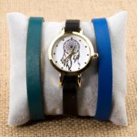 Zeblaze Tmkd003B Düş Kapanı Figürlü Kordonu Değiştirilebilir Kadın Kol Saati