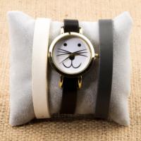Zeblaze Tmkd006C Kedi Figürlü Tasarım Kordonu Değiştirilebilir Kadın Kol Saati