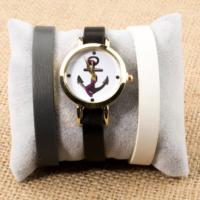 Zeblaze Tmkd007D Çapa Figürlü Tasarım Kordonu Değiştirilebilir Kadın Kol Saati