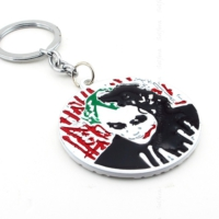 Solfera Joker Batman Dc Comics Sinema Metal Anahtarlık Kc632