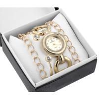 Denacci Ap 1838 Kadın Kol Saati Ve Bileklik Kombin