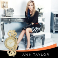 Ann Taylor AT698-01 Kadın Kol Saati