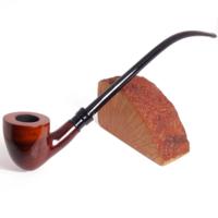 Falconetti 28 cm. Uzun Saplı Ahşap Okuma Piposu pt80