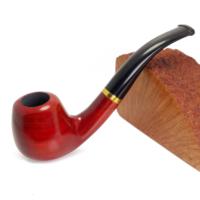 Falconetti Red Sandalwood Sarı Bilezikli Pipo pt78