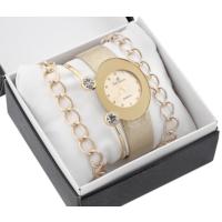 Denacci Ap 1859 Kadın Kol Saati Ve Bileklik Kombin