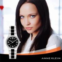 Anne Klein AK9119BKSV Kadın Kol Saati