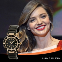 Anne Klein AK9416BKBK Kadın Kol Saati