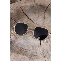 Clariss Marka Siyah Cam Retro Bayan Gözlük - GG395