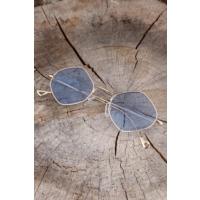 Clariss Marka Geometrik Çerçeve Retro Bayan Gözlük - GG401