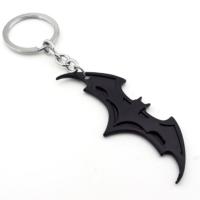Solfera Batman Yarasa Dark Knıght Siyah Metal Anahtarlık KC617