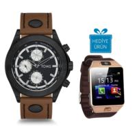 Toms TM61358-447-G2 Erkek Kol Saati Akıllı Saat Hediyelidir