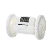 Momo Techno Alarmlı HC706 Kaçan Masa Saati (Beyaz)