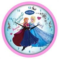 Ykc Disney Lisanslı Frozen Duvar Saati