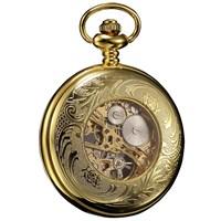 Ksp045 Kronen&Söhne Kurmalı Köstekli Cep Saati