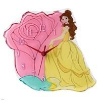 Disney Traditions Enesco Enchanted Time Belle Duvar Saati