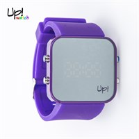 Up Watch Saat Led Purple
