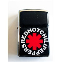 Köstebek Red Hot Chili Peppers Çakmak
