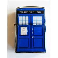 Köstebek Doctor Who Tardis Çakmak