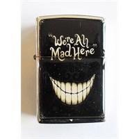 Köstebek Alice In Wonderland - Were All Mad Here Çakmak