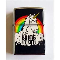 Köstebek Unicorn - Bring It On Çakmak