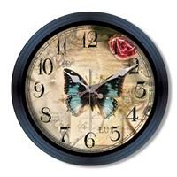Clocktime By Cadran Retro Vintage Duvar Saati Ct103
