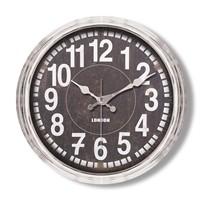 Clocktime By Cadran Metalize Vintage Duvar Saati Ct108