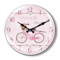 Clocktime By Cadran Dekoratif Bombeli Cam Duvar Saati Ct20
